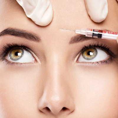Behandlung mit Botox in Berlin